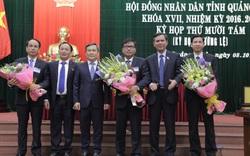Quảng Bình và TP.HCM có các tân Phó Chủ tịch UBND
