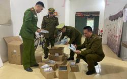 Ngăn chặn, xử lý đối tượng kinh doanh, vận chuyển gần 500 thỏi son lậu do Trung Quốc sản xuất