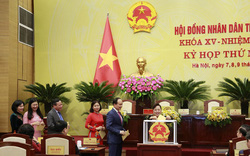 Hà Nội bầu thành công Chủ tịch HĐND, 5 Phó Chủ tịch UBND thành phố