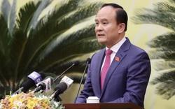 Tân Chủ tịch HĐND thành phố Hà Nội hứa gì sau khi nhậm chức?