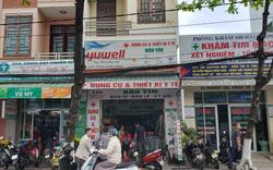 Phát hiện một cửa hàng thiết bị y tế ở Đà Nẵng không niêm yết giá, bán hàng giá cao, có dấu hiệu găm hàng