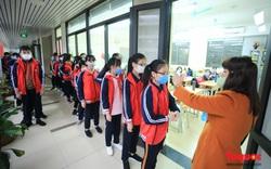 Các trường hợp sốt, ho, khó thở tại trường học cần xử lý như thế nào?