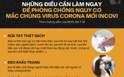 Thủ tướng lập Tổ công tác chống dịch do virus nCoV tại Văn phòng Chính phủ