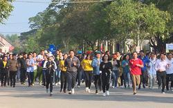 Quảng Trị tổ chức Tháng hoạt động TDTT cho mọi người và Ngày chạy Olympic vì sức khỏe toàn dân
