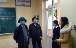 Vĩnh Phúc thông tin chính thức về 38 học sinh ho, sốt