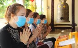 Giáo hội Phật giáo Việt Nam yêu cầu đến chùa phải đeo khẩu trang, kể cả khi thực hành nghi lễ