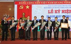 Kỷ niệm 20 năm thành lập Báo điện tử Đảng Cộng sản Việt Nam và đón nhận Huân chương Lao động hạng Nhì
