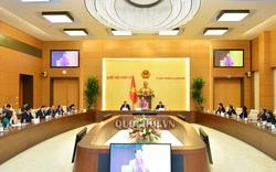 Chủ tịch Quốc hội tiếp các Đại sứ, Trưởng cơ quan đại diện Việt Nam ở nước ngoài chuẩn bị lên đường nhận nhiệm vụ