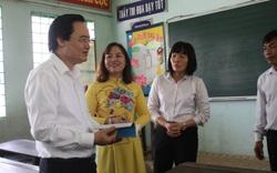 Bộ trưởng Phùng Xuân Nhạ: Phải chuẩn bị tốt nhất các điều kiện an toàn, tạo tâm lý yên tâm cho phụ huynh khi đón học sinh trở lại trường