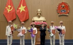 Công bố quyết định của Chủ tịch nước về nhân sự Viện kiểm sát nhân dân tối cao