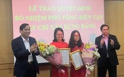 Ban Tổ chức Trung ương bổ nhiệm nhân sự từ kết quả thi tuyển