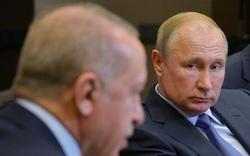 Lập trường Nga - Thổ đảo ngược khiến ai phải hứng chịu nhiều nhất?