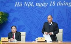 Thủ tướng: Trọng tâm phối hợp công tác giữa Chính phủ và Mặt trận Tổ quốc là tập hợp, khơi dậy sức mạnh toàn dân tộc