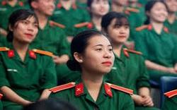 Các trường quân đội công bố điểm chuẩn