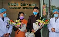 Một trong hai bệnh nhân nhiễm Covid-19 ở Vĩnh Phúc được chữa khỏi nhưng vẫn phải ở lại viện để điều trị tâm lý