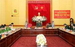 Thứ trưởng Bộ Công an: Không để lọt nhân sự không đủ tiêu chuẩn vào Đại hội Đảng