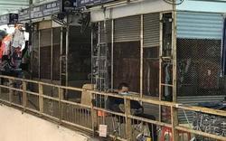 Hàng hóa bán ra giảm 80%, ki-ốt tại chợ Đồng Xuân nghỉ tạm thời vì dịch Covid-19
