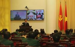 Phó Thủ tướng Vũ Đức Đam biểu dương quân đội góp phần quan trọng để công tác chống dịch đạt hiệu quả