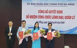 Đà Nẵng bổ nhiệm 3 lãnh đạo các đơn vị trực thuộc
