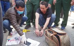 Phá chuyên án ma túy, bắt 3 đối tượng vận chuyển 14 bánh heroin