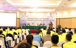 Khai mạc Tập huấn công tác tổ chức các giải chuyên nghiệp quốc gia năm 2020