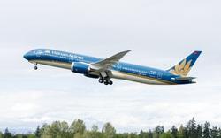 Vietnam Airlines dùng tàu thân rộng Boeing 787 chở khách giữa Việt Nam và Đài Loan