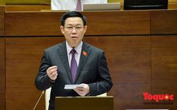 Ủy ban Thường vụ Quốc hội phê chuẩn ông Vương Đình Huệ làm Trưởng đoàn Đại biểu Quốc hội Hà Nội