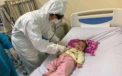 Bé 3 tháng tuổi ở Vĩnh Phúc nhiễm Covid-19 đã được chữa khỏi như thế nào?