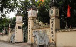 Bộ VHTTDL thẩm định dự án tu bổ, tôn tạo di tích đình Đông Phù, TP. Hà Nội
