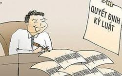 Vẫn còn một số ý kiến khác nhau về quy định xử lý kỷ luật cán bộ, công chức, viên chức