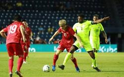 HLV Park Hang-seo cùng đội ngũ trợ lý phân tích ưu, nhược điểm của Đội tuyển Việt Nam