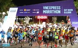 Tổ chức Giải chạy VnExpress Marathon Quy Nhơn 2020