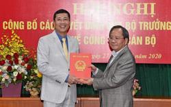 Nhân sự mới tại Bộ Tài chính, tỉnh Bình Phước