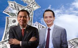 Tỷ phú Phạm Nhật Vượng bắt tay cùng Chủ tịch Trịnh Văn Quyết bán combo Vinpearl - Bamboo Airways