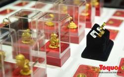 Ngày Vía Thần tài: Giá vàng leo cao chót vót, vượt mốc 45 triệu đồng/lượng