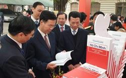 Triển lãm 1 vạn cuốn sách Kỷ niệm 90 năm thành lập Đảng Cộng sản Việt Nam