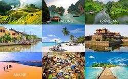 Việt Nam lọt top 20 quốc gia phát triển du lịch nhanh nhất thế giới