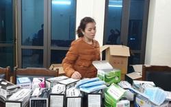 Lào Cai: 2 ngày bắt giữ liên tiếp 3 vụ vận chuyển khẩu trang không rõ nguồn gốc xuất xứ