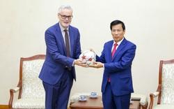 Bộ trưởng Nguyễn Ngọc Thiện: Hợp tác văn hóa, thể thao, du lịch Việt Nam - Đức đã đạt nhiều thành tựu quan trọng
