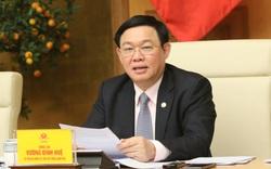Phó Thủ tướng Vương Đình Huệ : Vừa đáp ứng nhu cầu kiểm soát dịch bệnh nhưng không để ách tắc hàng hoá