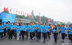 Nghệ An: Tổ chức Tháng hoạt động thể dục, thể thao cho mọi người