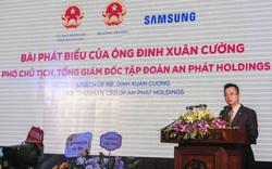 """Phó Chủ tịch, CEO An Phát Holdings: """"Câu chuyện Việt Nam không làm được bu - lông, ốc vít đã trở thành dĩ vãng với ngành công nghiệp hỗ trợ Việt Nam"""""""
