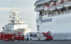 Huế thông tin chính thức việc tàu Diamond Princess cập cảng Chân Mây