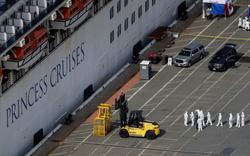 Cặp vợ chồng Mỹ đâm đơn kiện chủ du thuyền nhiễm Covid-19