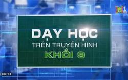 Học sinh lớp cuối cấp tại Hà Nội ôn tập qua sóng Kênh 1 - Đài Truyền hình Hà Nội