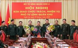 Thủ tướng Chính phủ điều động và bổ nhiệm chức vụ Phó Tư lệnh Quân khu 4