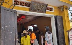 Hội An tạm ngừng hoạt động bán vé tham quan khu phố cổ và phố đi bộ