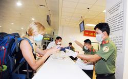 Hộ chiếu của bệnh nhân số 17 không có dấu xuất nhập cảnh Italia