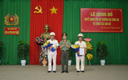 Bổ nhiệm hai Phó Giám đốc công an tỉnh Bình Thuận