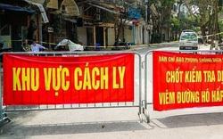 Thêm 4 ca mắc Covid-19: 2 ca Hà Nội, 1 ca Quảng Ninh và 1 ca TP.HCM